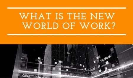 What is the New World of Work?