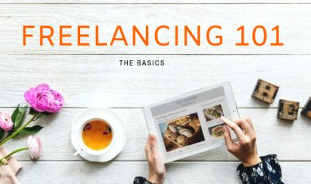 Freelancing 101 – The Basics