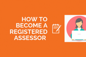 How to become a registered assessor banner