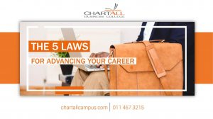 The 5 Laws for Career Advancement