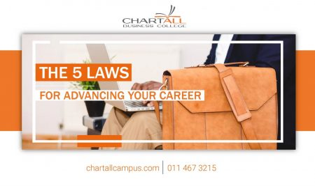 The 5 Laws for Advancing Your Career